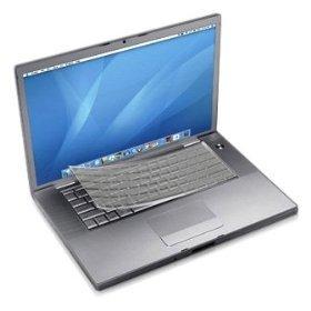 Rasfox Keyboard skin for Apple MacBook Pro and PowerBook Laptops 15