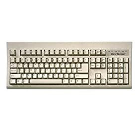 Keytronic E06101P1 104-Key Keyboard