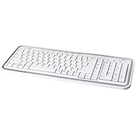Kensington 64366 SlimType Standard Keyboard for Mac (Mac)