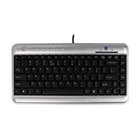 A4 Tech Mini Slim Keyboard without Numeric Keypad